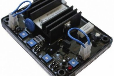 Penggunaan Avr Generator yang Baik